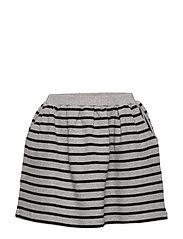 Skirt - GREY MELANGE