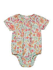 Baby Body - AQUA GRAY