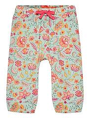 Trousers - AQUA GRAY