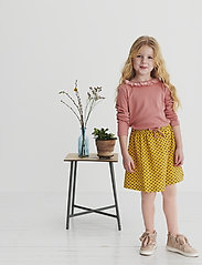 Noa Noa Miniature - T-shirt - long-sleeved t-shirts - dusty rose - 0