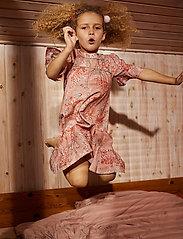 Noa Noa Miniature - Dress short sleeve - kleider - print nude - 0