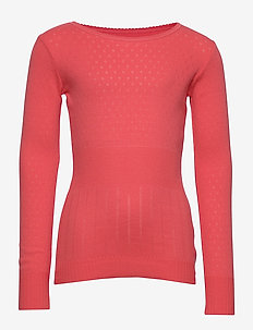 T-shirt - long-sleeved t-shirts - cayenne