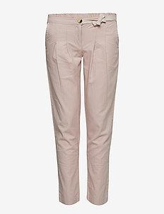 Trousers - HUSHED VIOLET