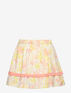 Skirt - skirts - whisper white