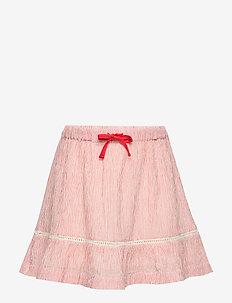 Skirt - skirts - paprika