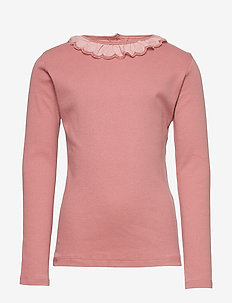 T-shirt - langærmede t-shirts - dusty rose