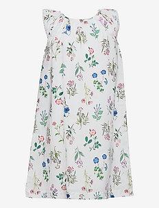 Dress sleeveless - kjoler & nederdele - print multicolour