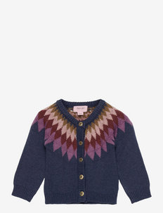 Cardigan - gilets - mulberry