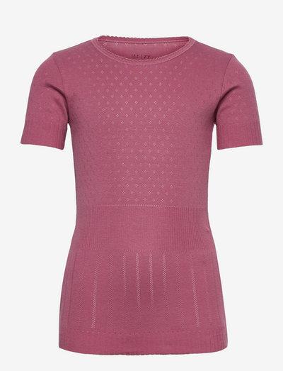 T-shirt - kortærmede t-shirts - rose wine
