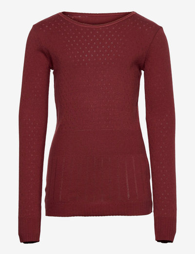 T-shirt - t-shirts - cherry mahogany