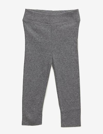 Leggings - leggings - grey melange