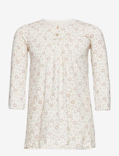 Sleepwear - langærmede - print off white