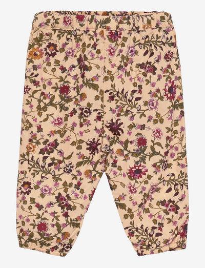 Trousers - trousers - print multicolour