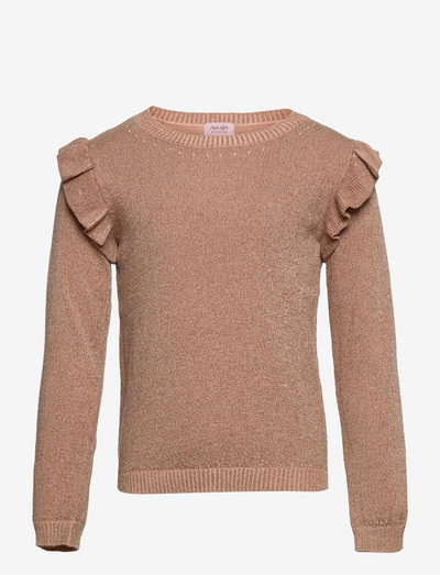 Pullover - trøjer - almost apricot