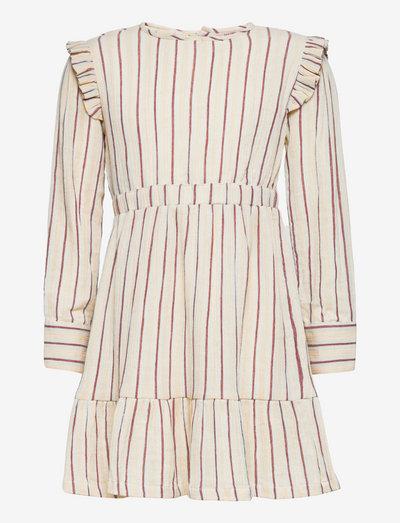 Dress long sleeve - kjoler - art off white