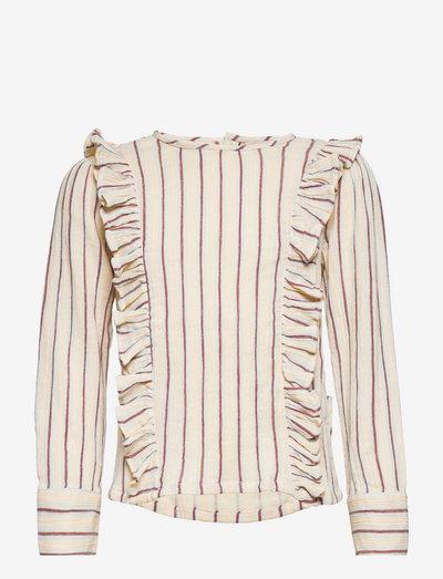 Blouse - bluser & tunikaer - art off white
