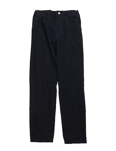 Trousers - DRESS BLUE
