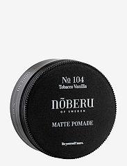 Nõberu - Matte Pomade - Tobacco Vanilla - pomade - tobacco vanilla - 0
