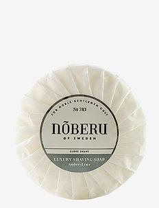 Luxury Shaving Soap - Amber-Lime - AMBER-LIME