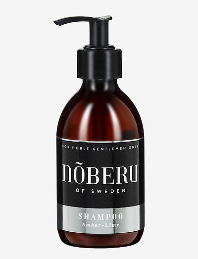 Nõberu Shampoo - Amber-Lime - AMBER-LIME
