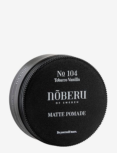 Matte Pomade - Tobacco Vanilla - pomade - tobacco vanilla