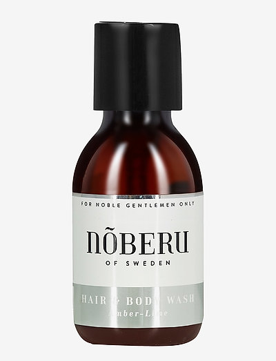 Nõberu Hair & Body Wash - Travel Size - Amber-Lime - shampo - amber-lime