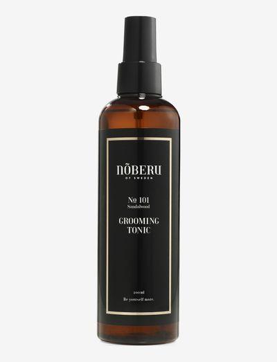 Nõberu Grooming Tonic - Sandalwood - hårspray - sandalwood