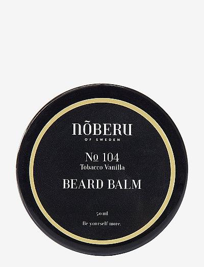 Nõberu Beard Balm - Tobacco-Vanilla - skjegg & bart - tobacco vanilla