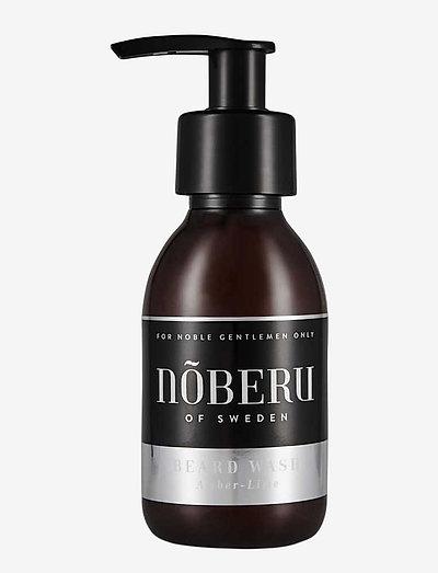 Nõberu Beard Wash - Amber-lime - AMBER-LIME