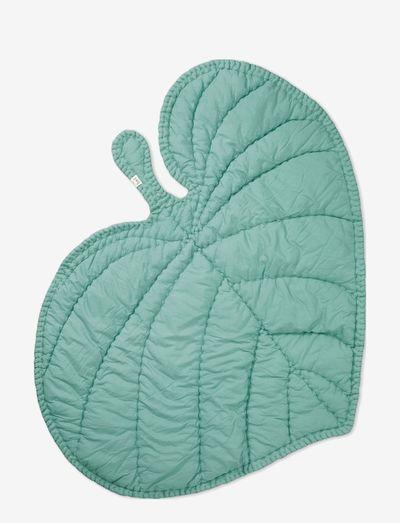 Leaf Blanket - spielmatten - mint