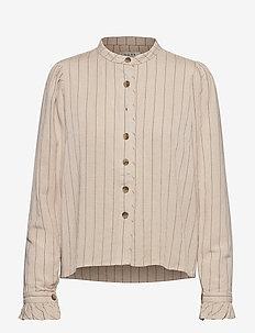 Blake shirt - OFFWHITE STRIPE