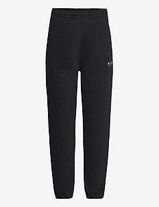 Denver logo pants - trainingsbroeken - black