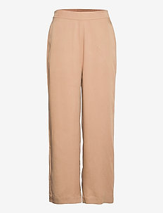 Jade pants - vida byxor - beige