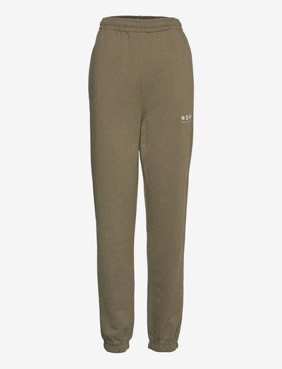 Daisy sweat pants - vêtements - army