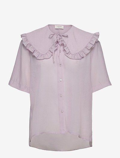 Lauren shirt - blouses à manches courtes - lavender
