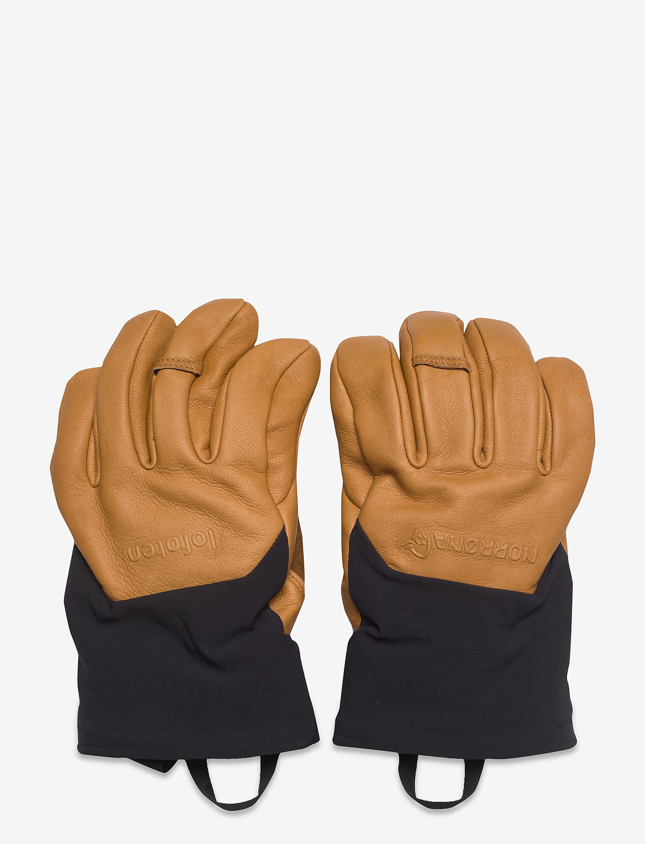 Norrøna - lofoten Gore-Tex thermo100 short Gloves Unisex - accessories - kangaroo - 0