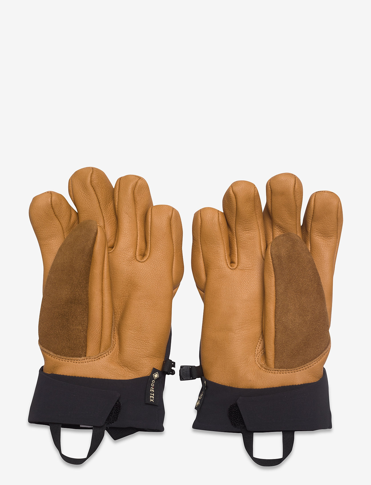 Norrøna - lofoten Gore-Tex thermo100 short Gloves Unisex - accessories - kangaroo - 1