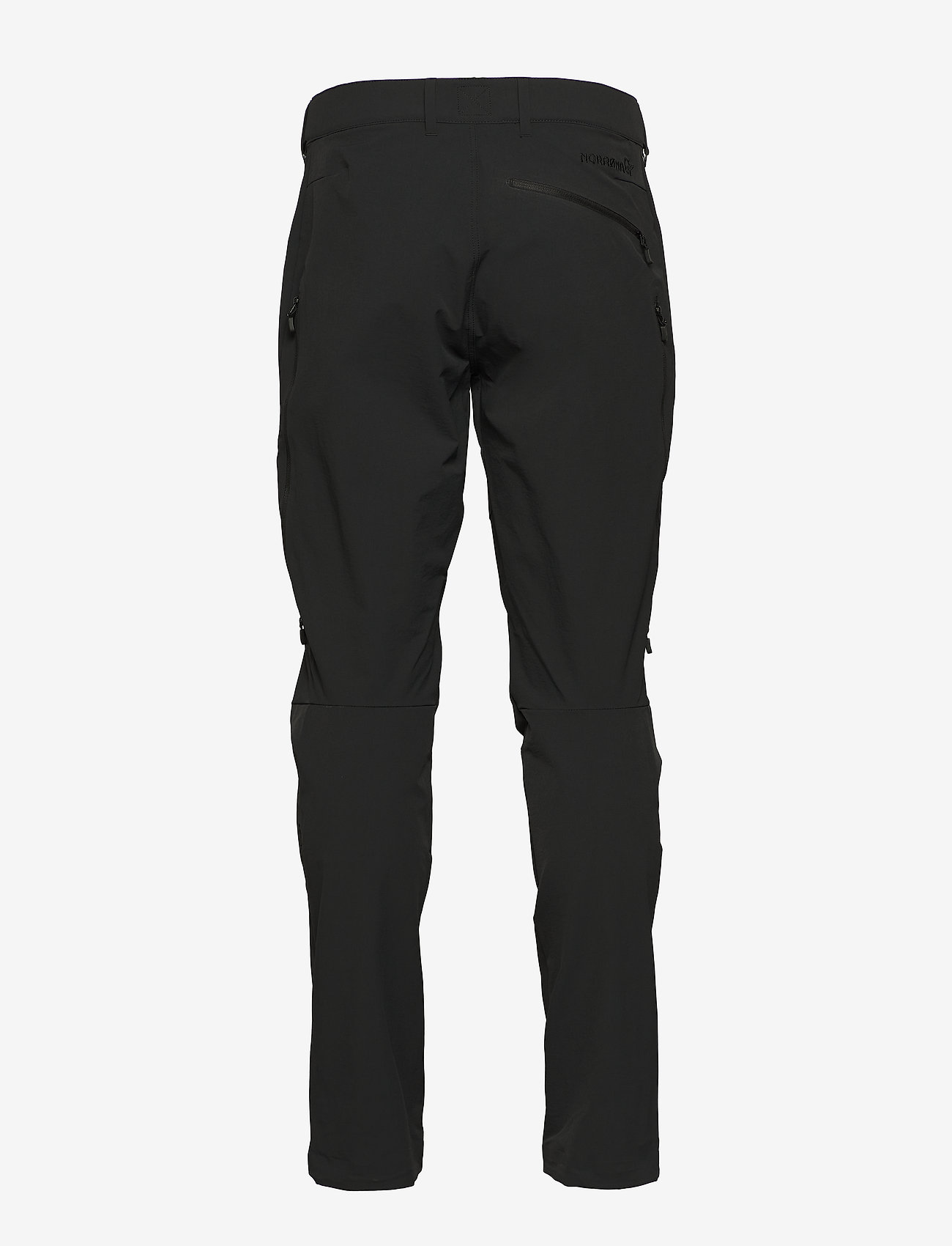 Norrøna - falketind flex1 Pants M's - softshellhose - caviar - 1