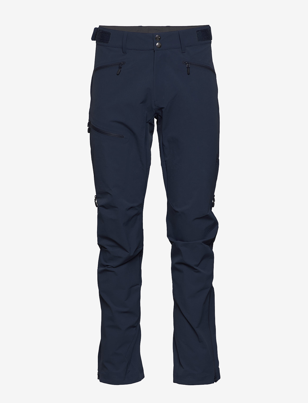 Norrøna - falketind flex1 Pants M's - softshellhose - indigo night - 0