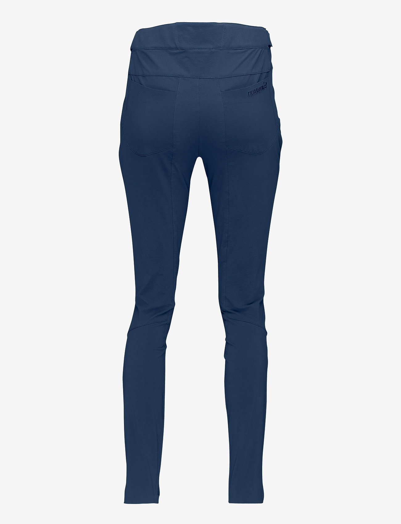 Norrøna - falketind flex1 slim Pants W's - friluftsbukser - indigo night - 1