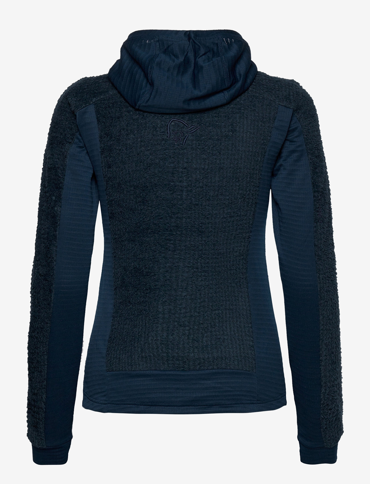 Norrøna - falketind Alpha120 Zip Hood W's - fleece - indigo night - 1