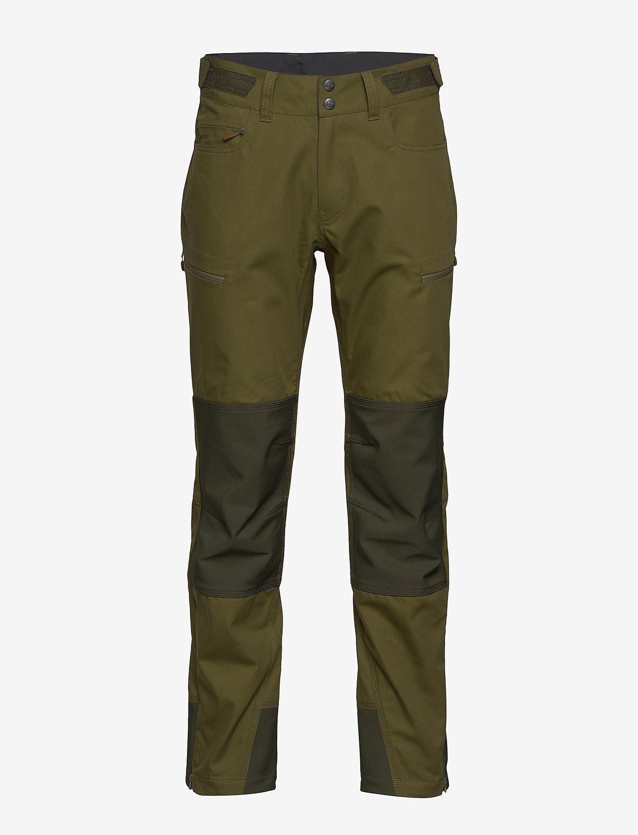 Norrøna - svalbard heavy duty Pants Ms - spodnie turystyczne - olive drab - 0