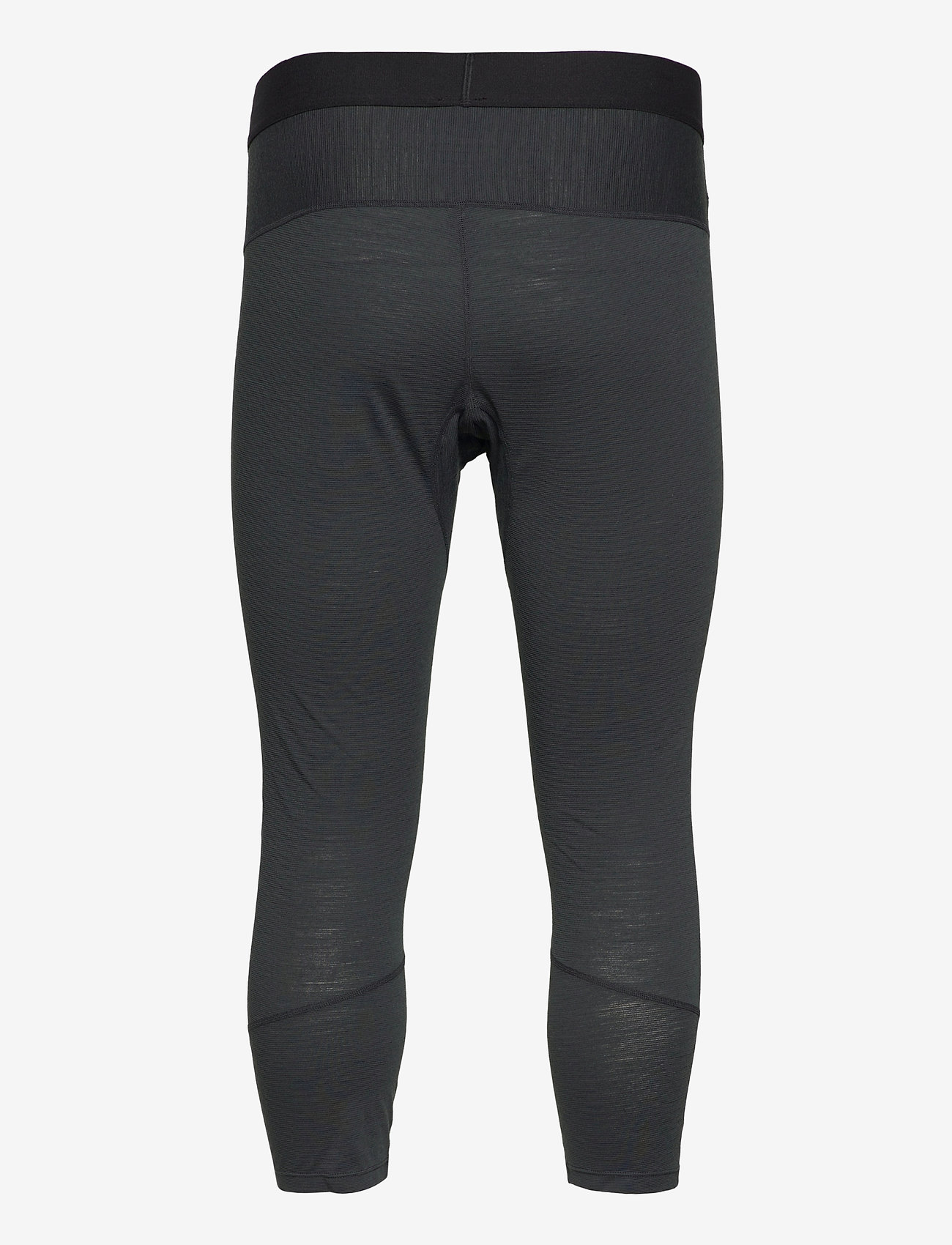 Norrøna - equaliser merino 3/4 Longs M's - base layer bottoms - caviar - 1