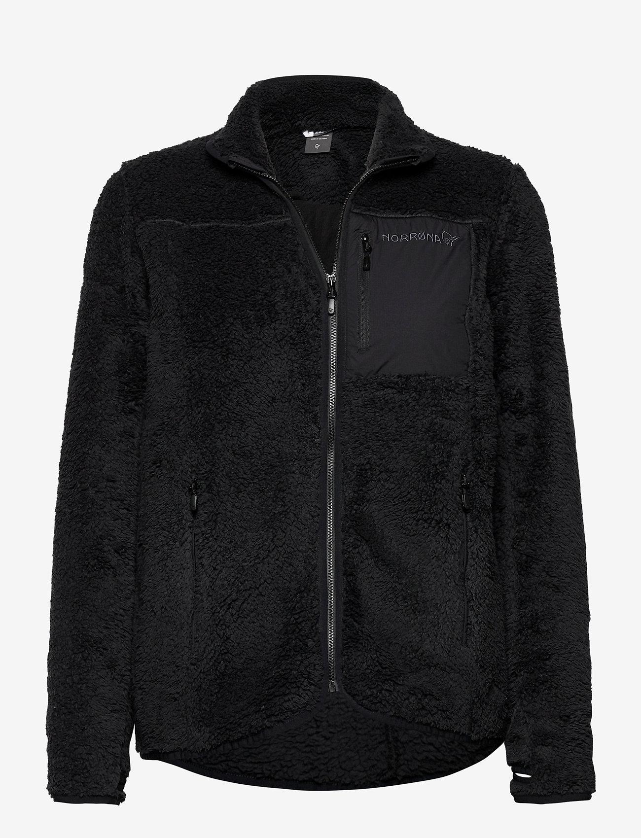 Norrøna - norrna warm3 Jacket W's - fleece - caviar - 0