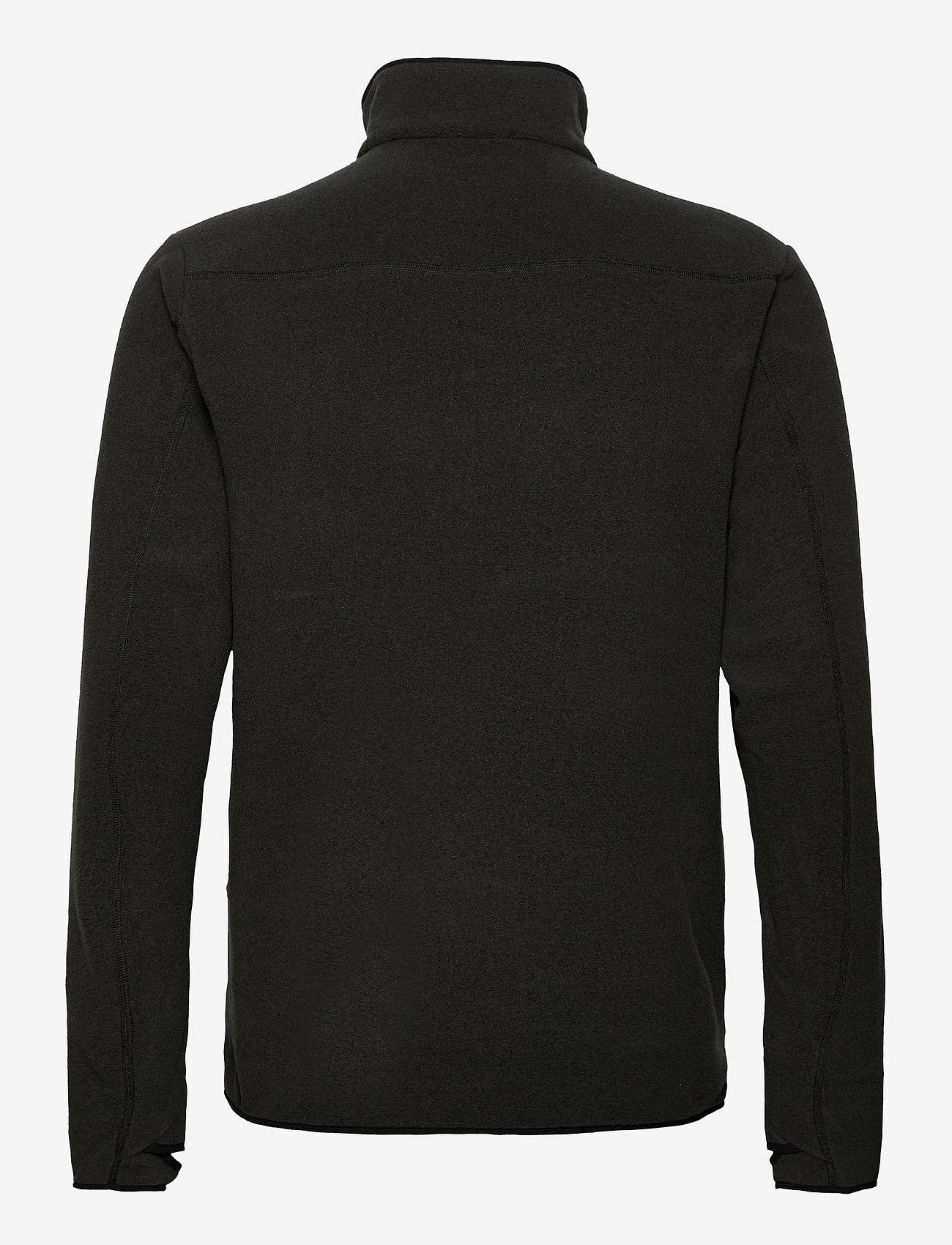 Norrøna - norrna warm2 halfzip Unisex - basic-sweatshirts - caviar melange - 1