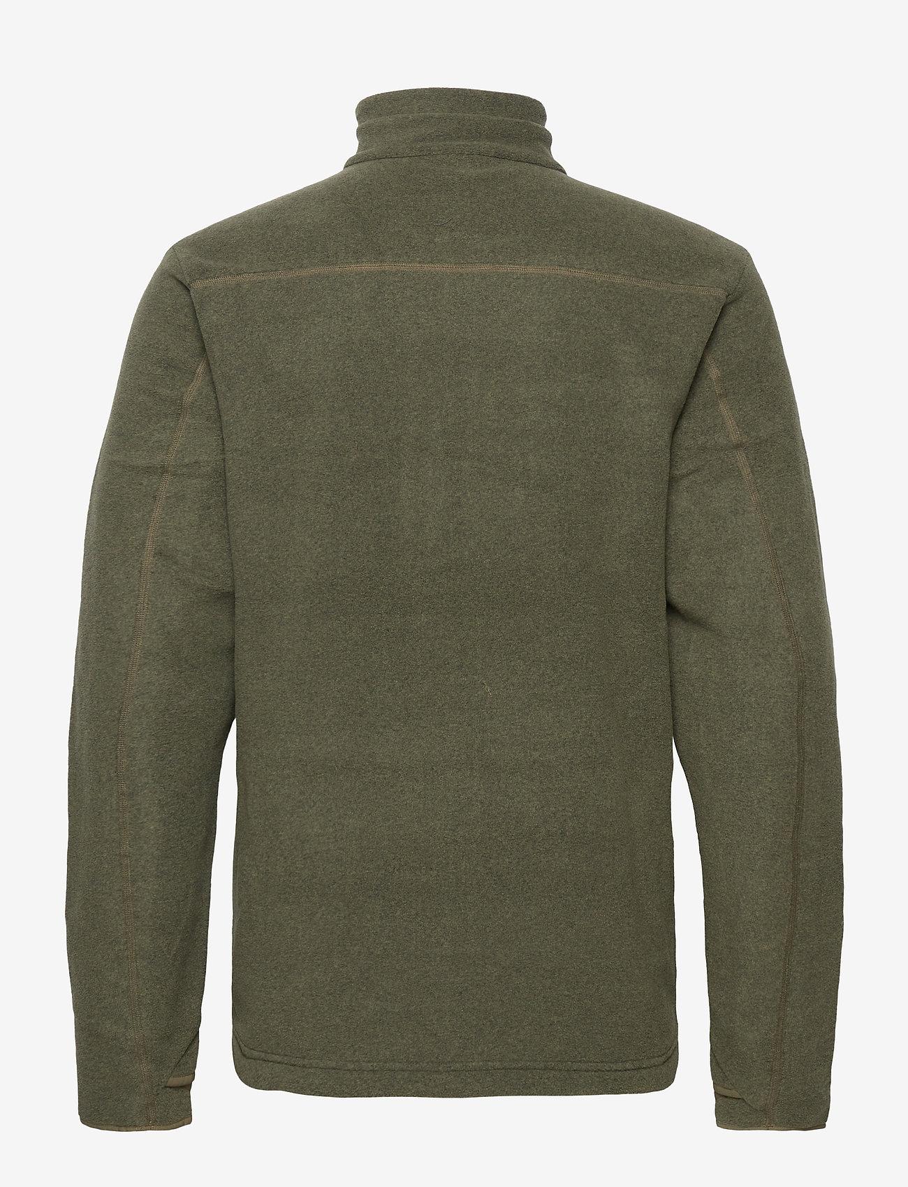 Norrøna - Norrna warm2 Jacket M's - basic-sweatshirts - olive night - 1
