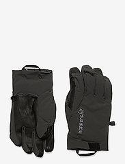 Norrøna - lofoten dri1 PrimaLoft170 short Gloves - accessoires - phantom - 0