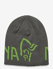 Norrøna - /29 logo Beanie - bonnet - castor grey - 0