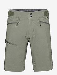 Norrøna - falketind flex1 Shorts M's - spodenki treningowe - castor grey - 0