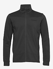 Norrøna - falketind warm1 stretch Jacket M's - fleece midlayer - caviar - 0